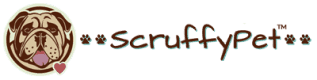 ScruffyPet website logo